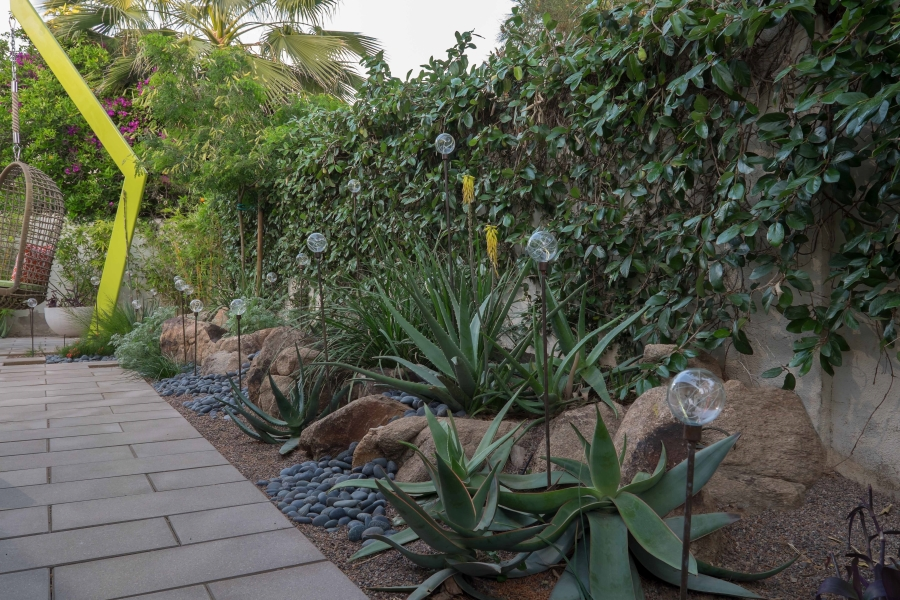 Accent Plantings