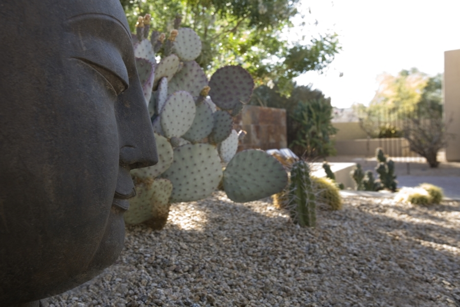 Zen-Themed Retreat