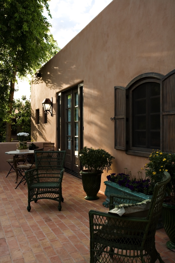 Intimate Patio